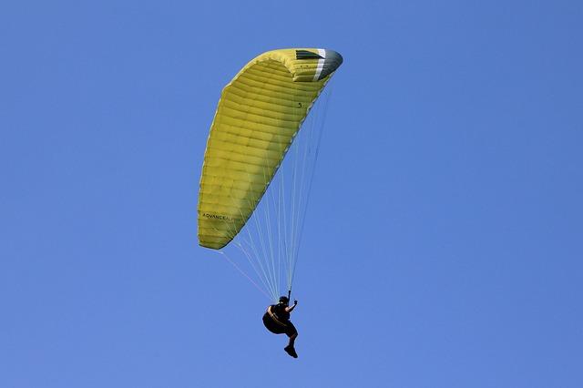 Tandem Paragliding Glenwood Springs