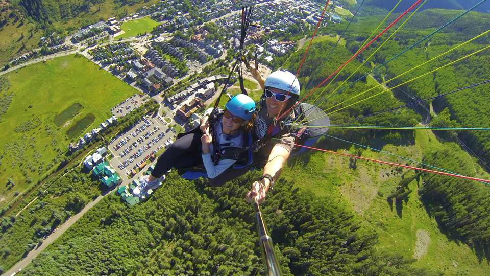Telluride Tandem Paragliding