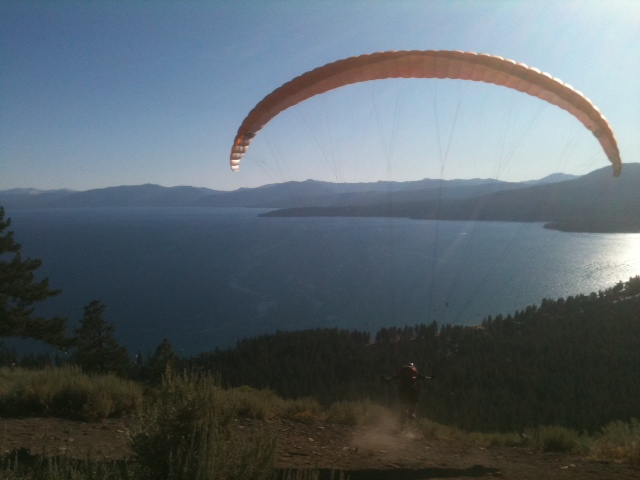 Reno Tandem Paragliding