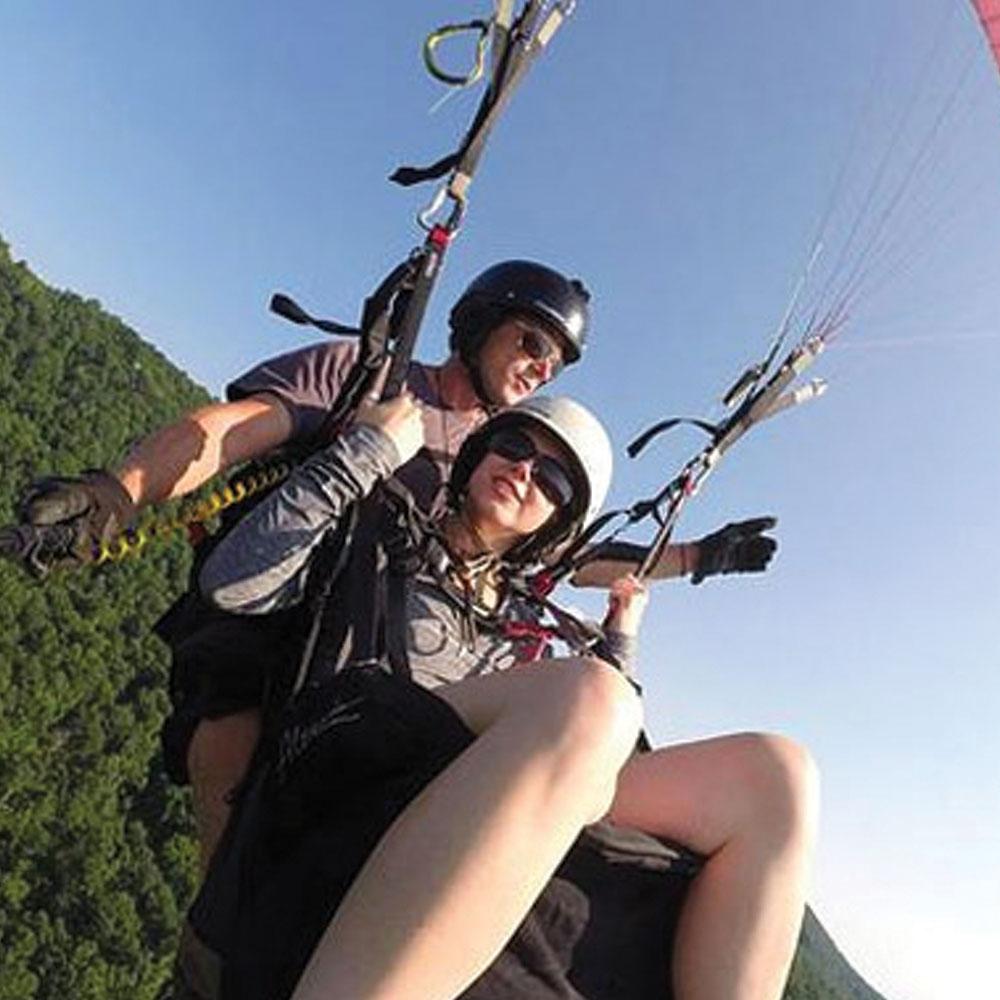 Dunlap Paragliding Flights