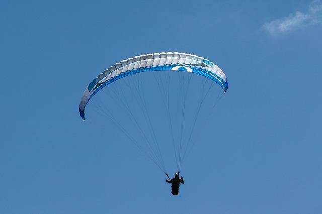 Draper Tandem Paragliding Flights