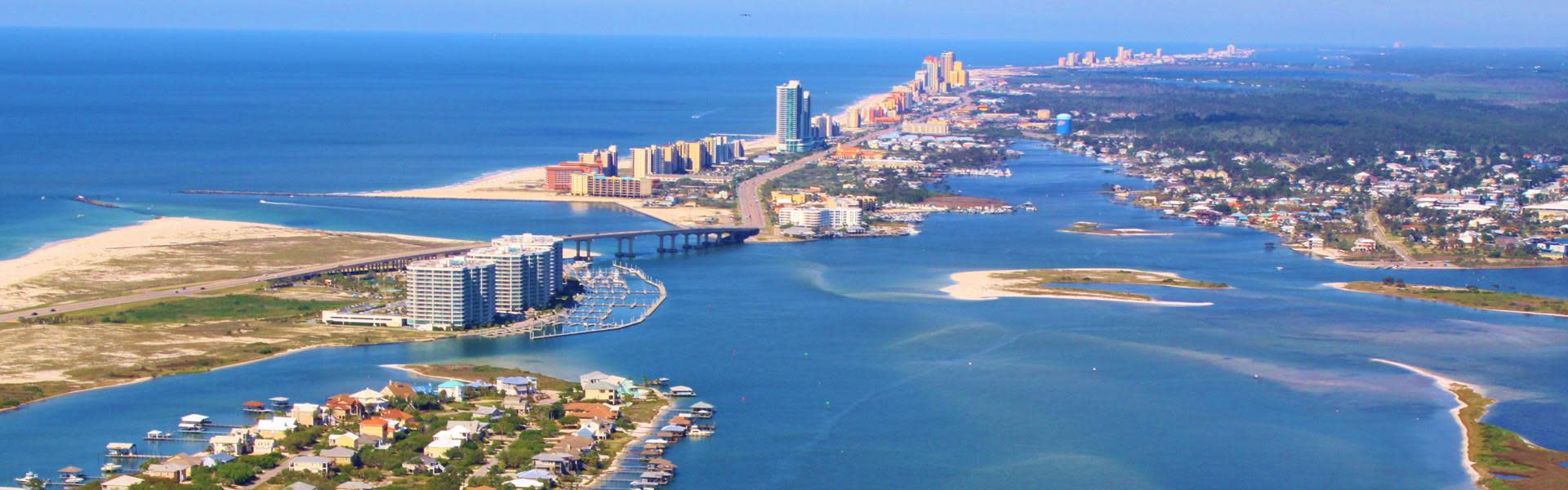 Gulf Coast Experience Tour by Lost Bay Helicopters