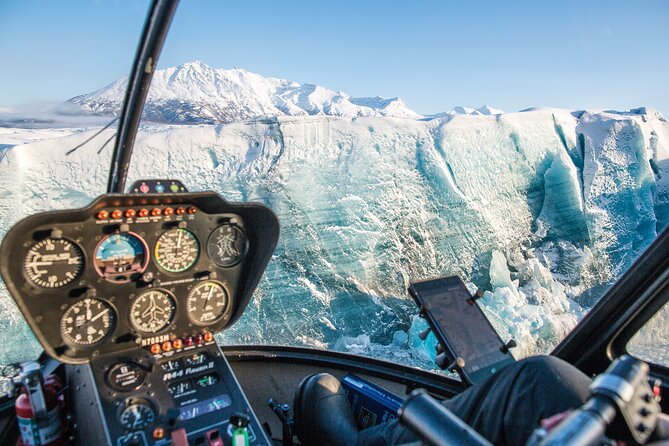 Winter Helicopter and Snowshoe Adventure