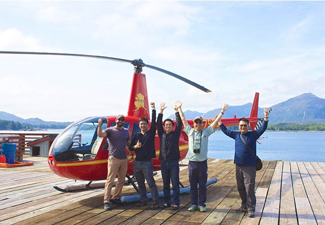 Herring Cove Helicopter Tour