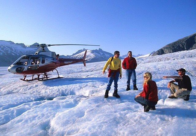 Skagway Glacier Helicopter Tour