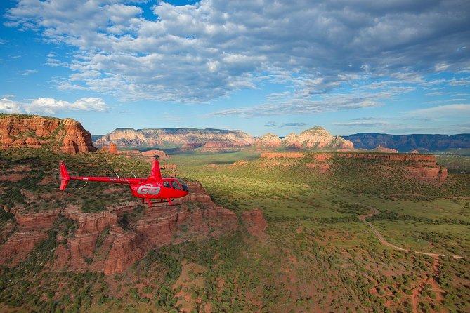 Sedona Helicopter Tour: Wild West Tour