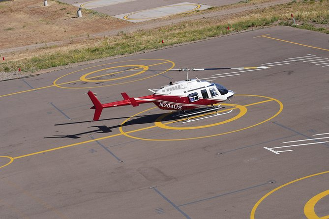 15-Minute Helicopter Tour of Sedona