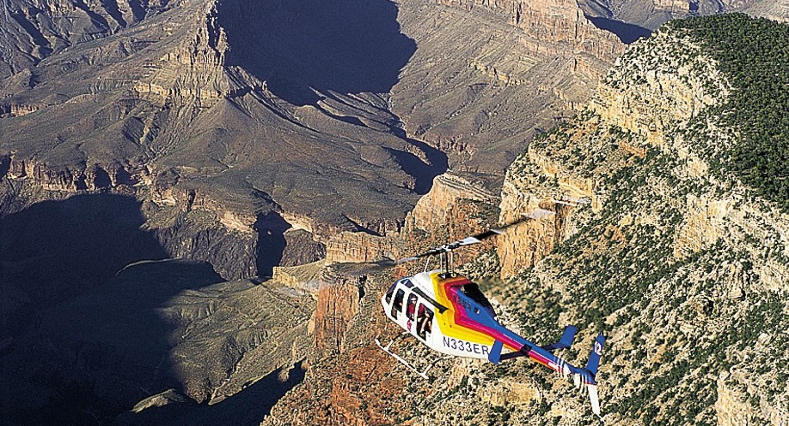North Canyon Family Flight
