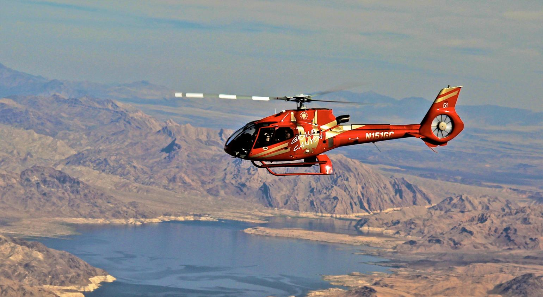 Golden Eagle Helicopter Tour Las Vegas