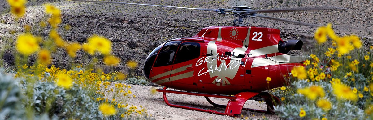 Majestic Grand Canyon Helicopter Tour