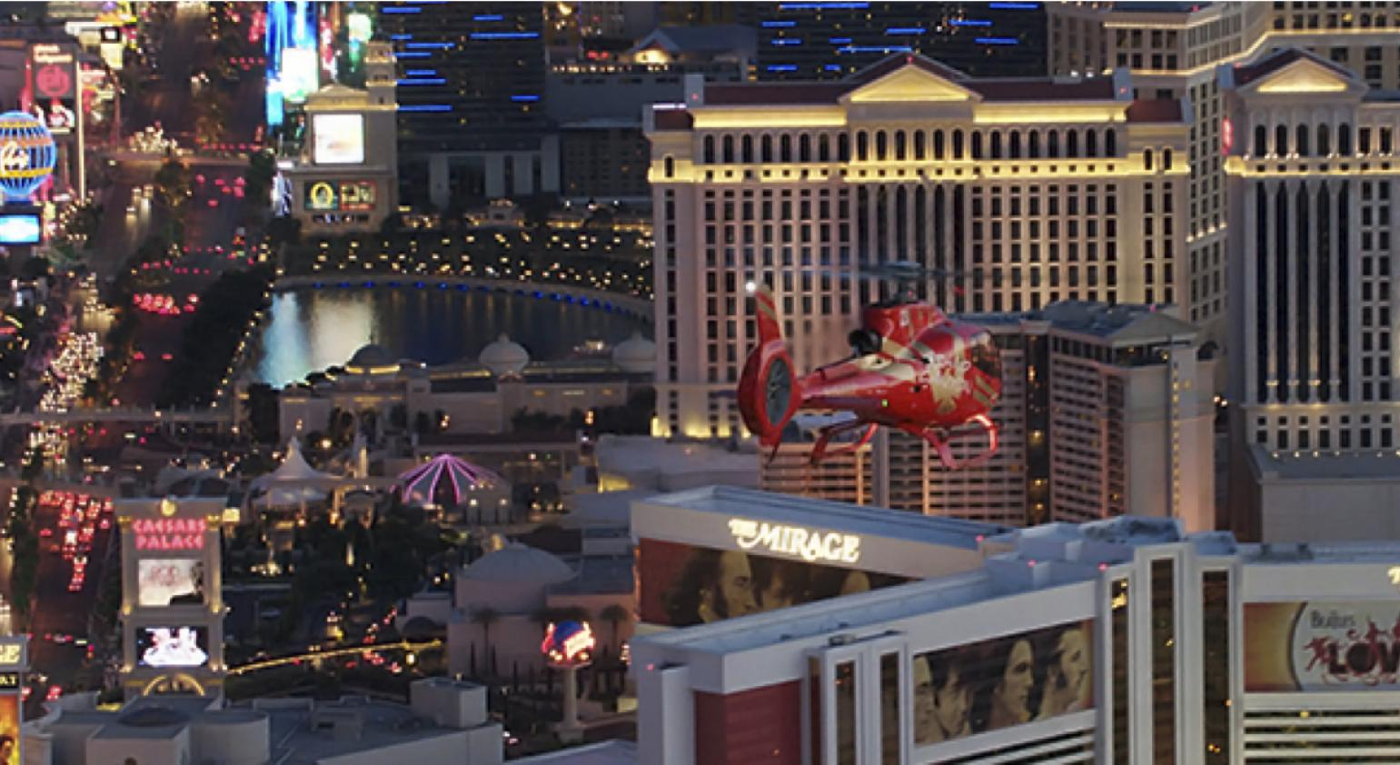 Las Vegas Helicopter Tours-King of Canyons