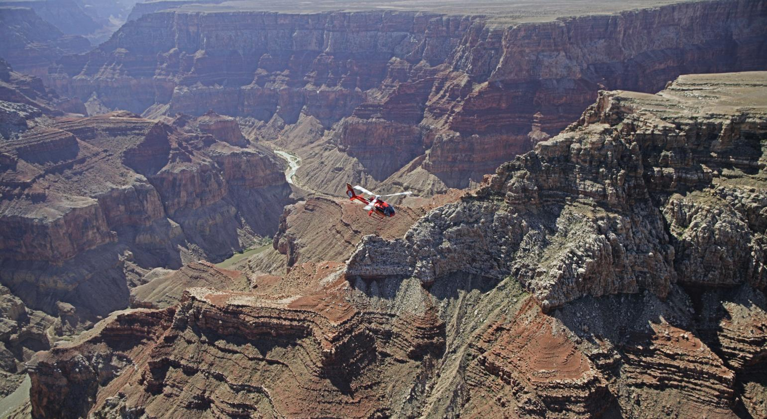 Grand Canyon Helicopter Tour - Grand Kingdom