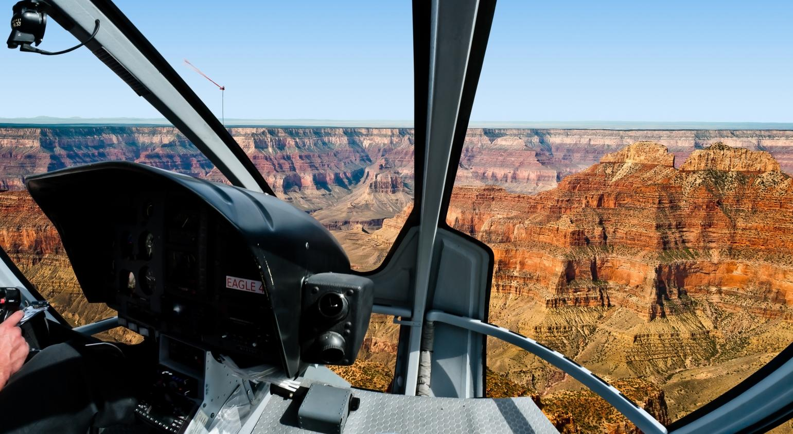 Grand Canyon Helicopter Tour - King of Canyons