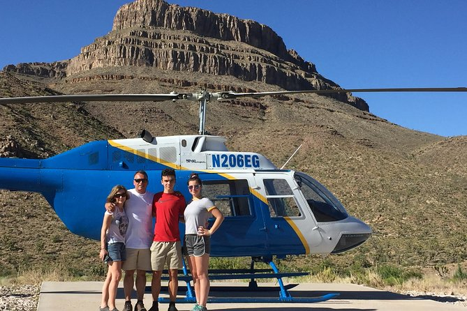 Helicopter Sightseeing Tour of Grand Canyon West Rim - 25 Minute Dream Tour