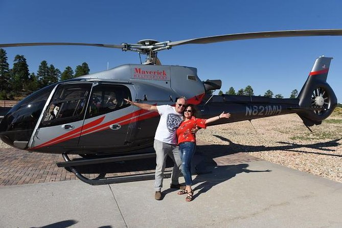 25-minute Grand Canyon Dancer Helicopter Tour from Tusayan