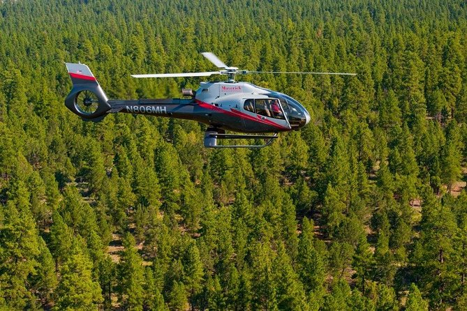 45-minute Helicopter Flight Over the Grand Canyon from Tusayan