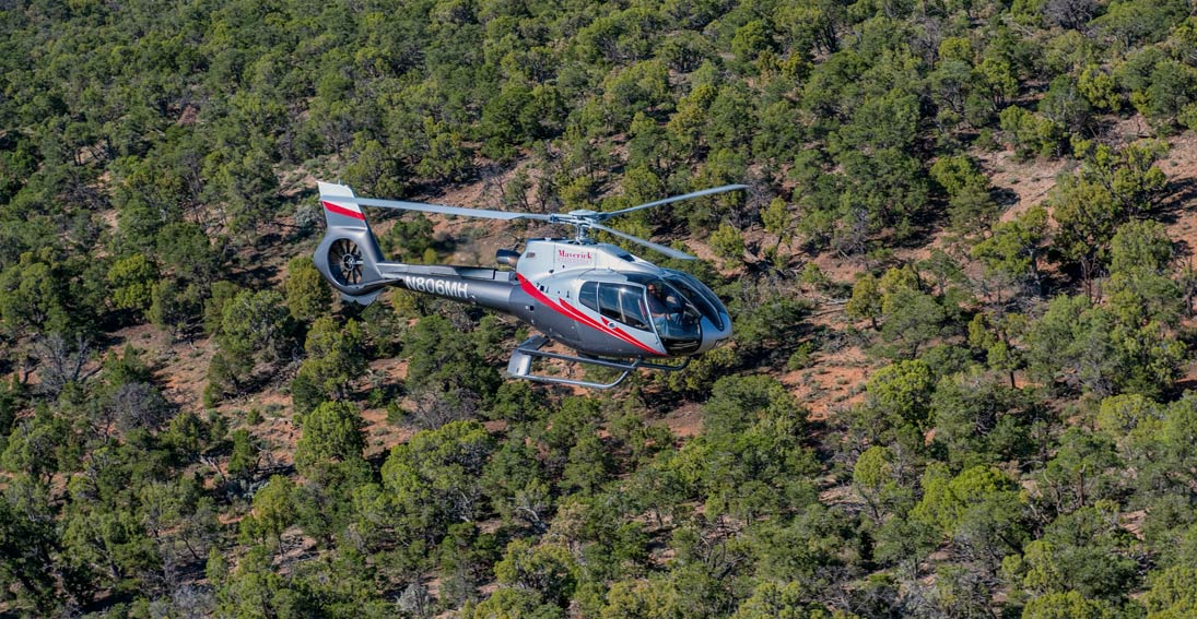 Grand Canyon Spirit Helicopter Tour