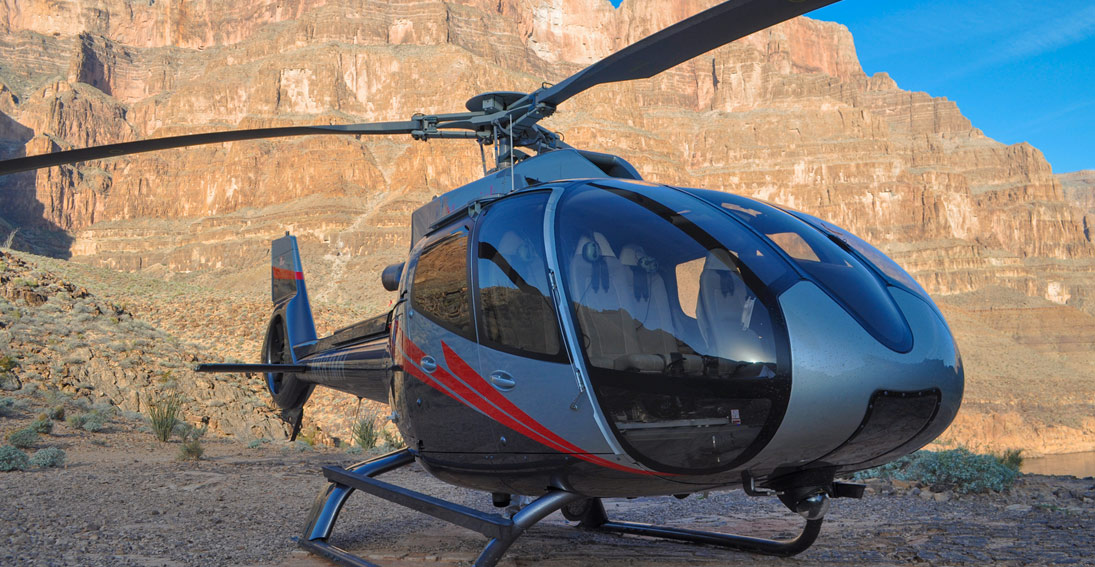 Grand Canyon Indian Territory Helicopter Tour