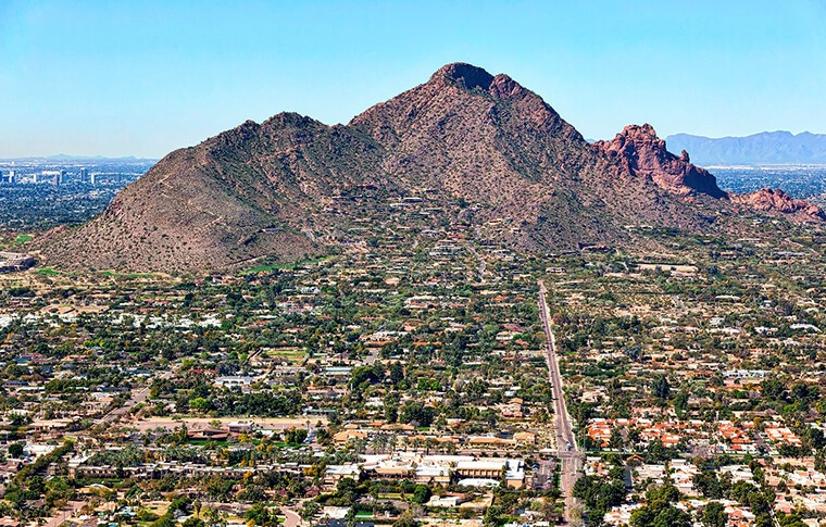 Scottsdale Helicopter Tour - Valley & Downtown Tour
