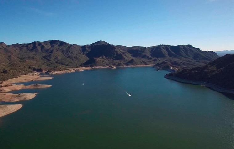Scottsdale Helicopter Tour - Mountains & Lakes Tour
