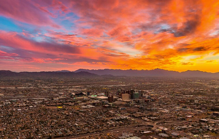 Scottsdale Helicopter Tour - Sunset Tour