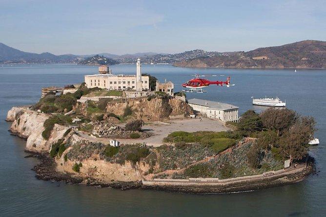 San Francisco Helicopter Tour - Vista