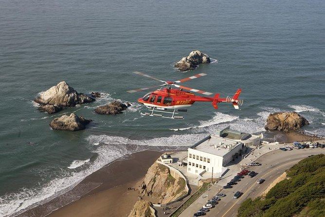 San Francisco Helicopter Tour - Vista Grande