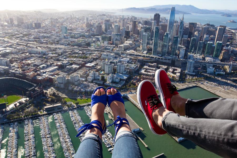 San Francisco Open Door Helicopter Ride