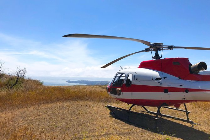 LA Helicopter Tour with Malibu Landing