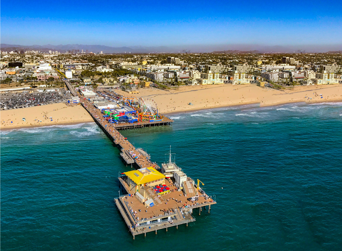 Los Angeles Helicopter Tour - Beach Cities Flight