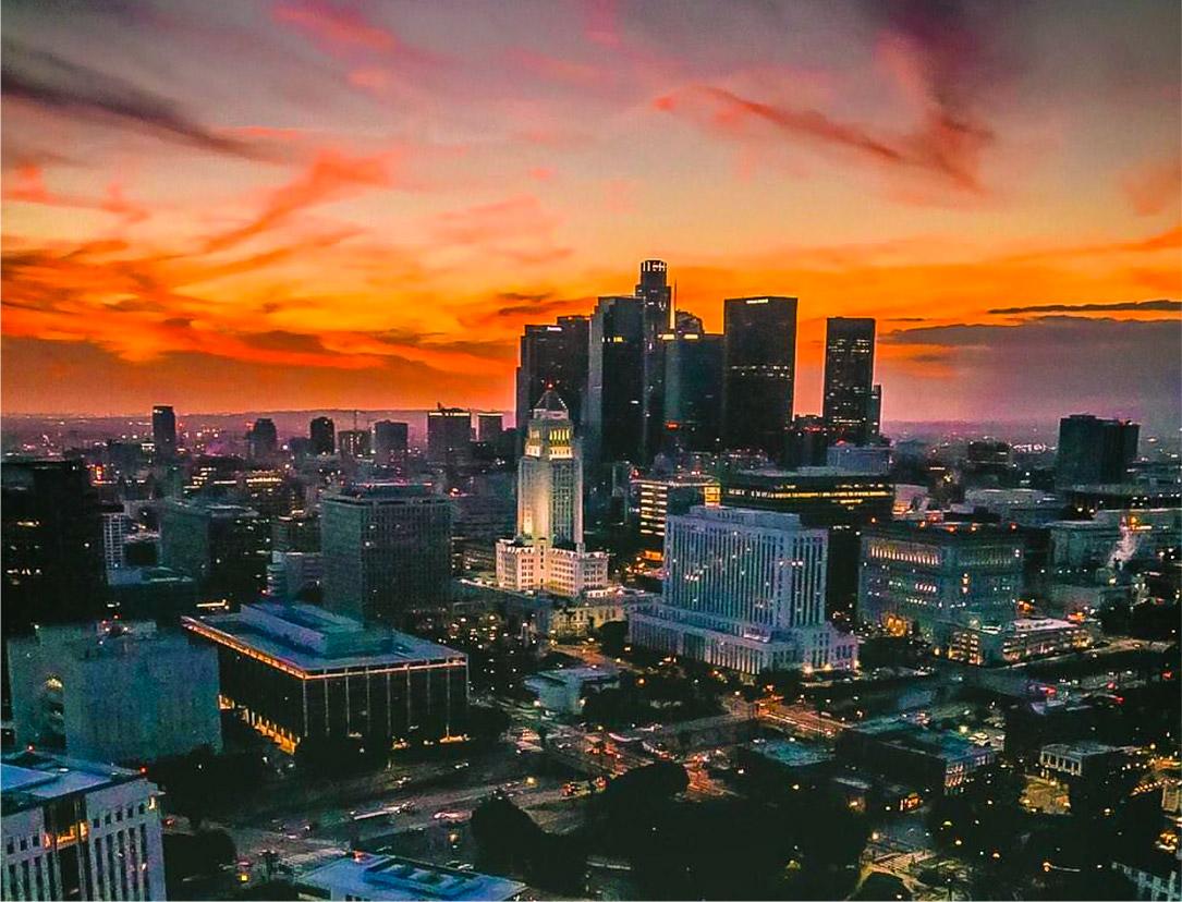 Los Angeles Helicopter Tour - LA Tour