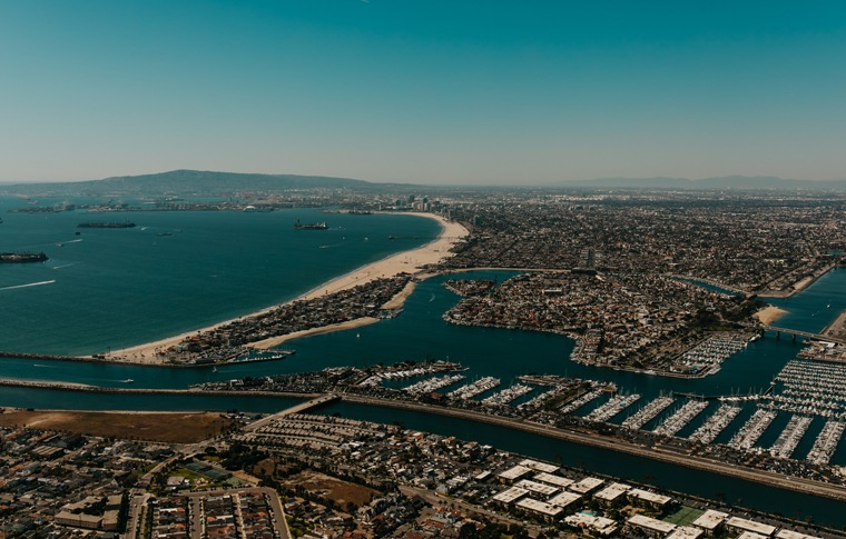 30 Minute Coastal Long Beach Helicopter Ride