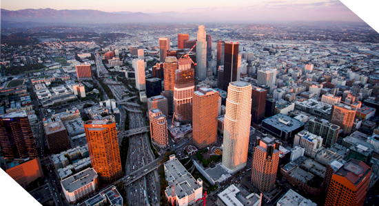 Los Angeles Live Helicopter Tour