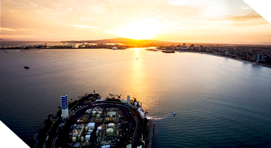 Long Beach Evening Excursion Helicopter Tour