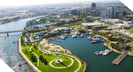 Long Beach Queensgate Helicopter Tour