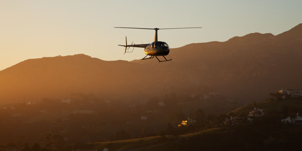Malibu Grandeur Helicopter Tour