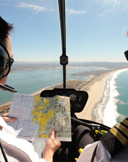 San Diego Helicopter Tour