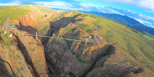 Big Horn Sheep Canyon Helicopter Flight