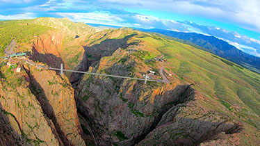 Royal Gorge Run Helicopter Adventure