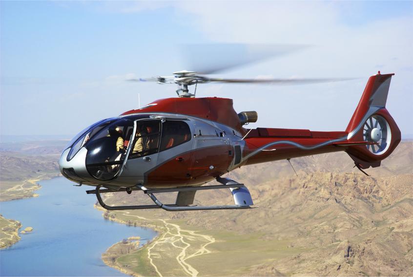 Denver Helicopter Rides