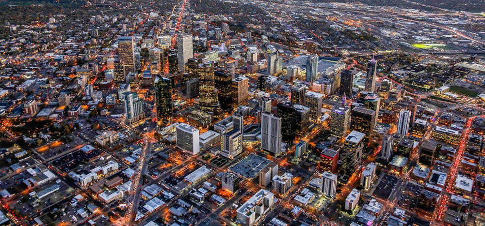 Denver Helicopter Tours - DOWNTOWN