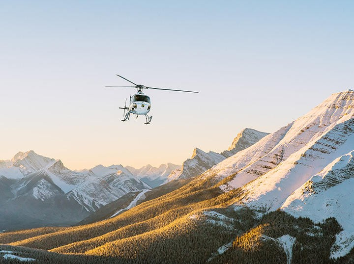 Denver Helicopter Tours - ROCKY MOUNTAIN