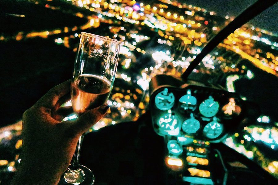 Kissimmee Night Helicopter Tours