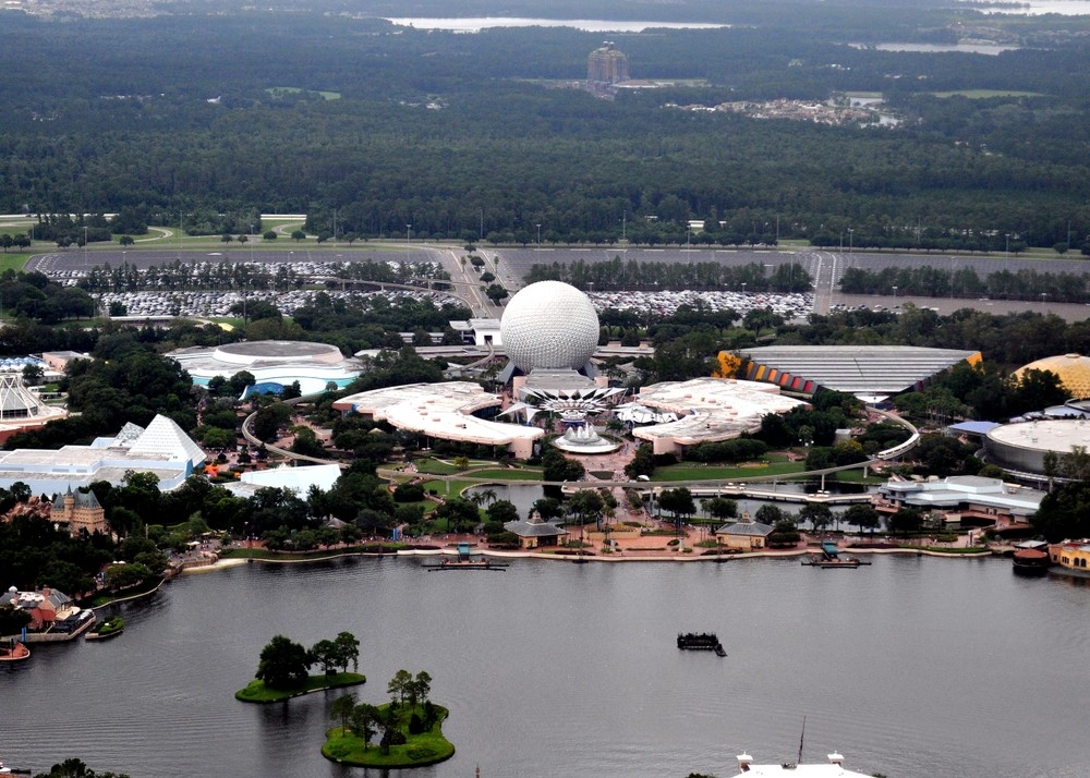 Orlando Helicopter Tour - Lake Buena Vista