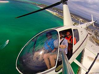 Destin Helicopter Tour - Jaws
