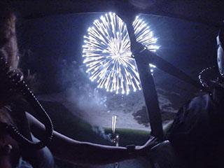 Destin Helicopter Tour - Fireworks