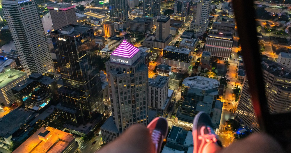 Tampa Sunset Helicopter Tour