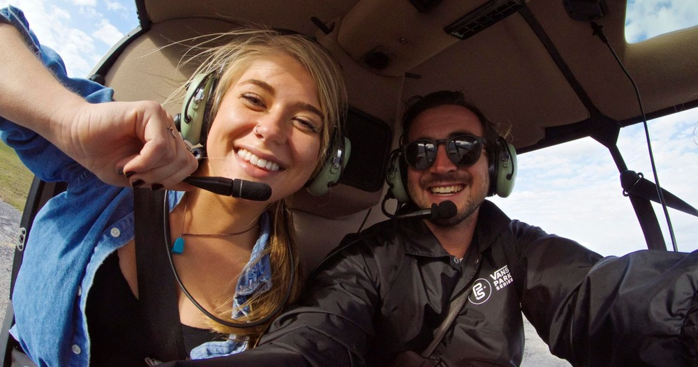 Tampa Romantic Helicopter Tour