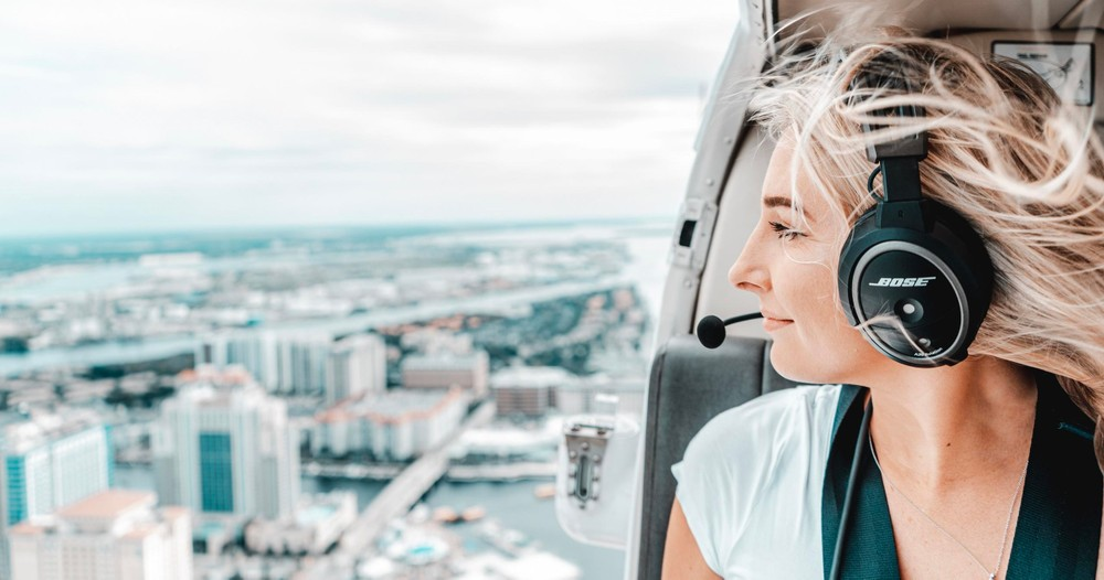 Tampa Quickie Helicopter Tour