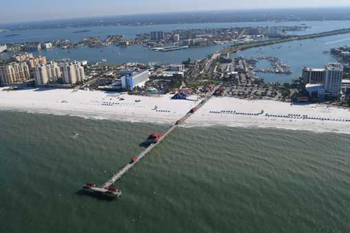 Clearwater Helicopter Tour - Pier 60